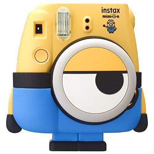 オススメFUJIFILM インスタントカメラ instaxチェキ mini8 「ミニオン」MINI INS 8 MINION   B07BPSLYXV