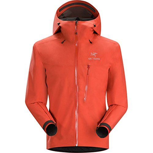 Arcteryx Alpha SL Jacket - Men's Magma Large by Arc'teryx