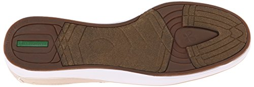 Grasshoppers Women's Windham Slip-On, Stone, 8.5 W US by Grasshoppers (Image #3)