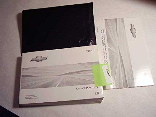 2011 Chevrolet Silverado Owners Manual