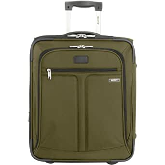 Boyt Luggage 20 Inch Expandable Wide Body Glider, Olive, One Size