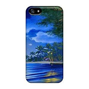 Defender Case For Iphone 5/5s, Magic On The Beach Pattern