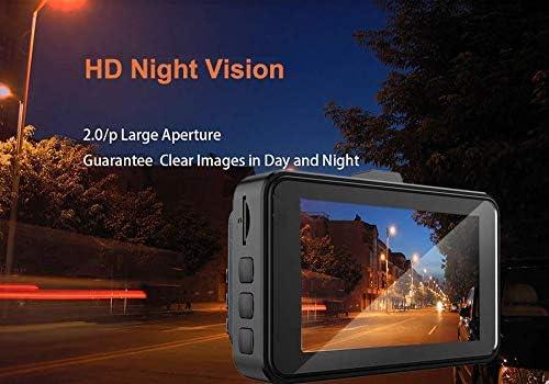 Uber Cars 3 LCD 1080P Full HD Car Dashboard Recorder Wide Angle Lens Loop Recording GPS G-Sensor WD-Tech Mini Dash Camera