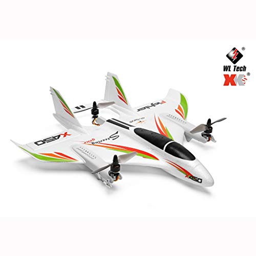 Ktyssp Drone WLToys 450 2.4G WiFi FPV Brushless RC Vertical Takeoff and Landing Drone