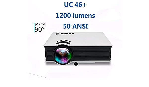 SMEI Actualizar Unic Uc68 Multimedia Home Theatre 1800 Lúmenes Led ...