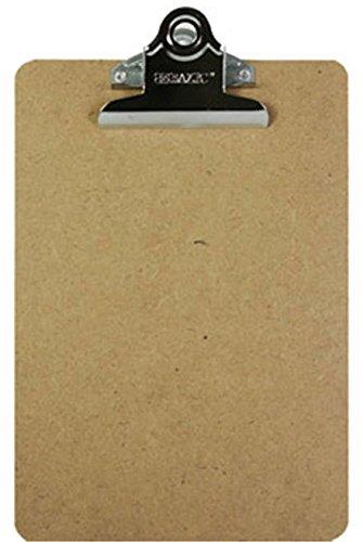 Bazic Memo Size Bulk Hardboard Clipboard 72 pcs sku# 386894MA by Bazic