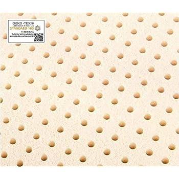 Amazon Com Twin Original Talalay Latex Mattress Pad