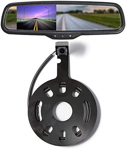 EWAY Backup Rear View Spare Tire Mount Camera