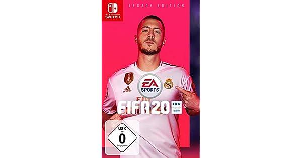 FIFA 20 - Legacy Edition - Nintendo Switch [Importación alemana]: Amazon.es: Videojuegos