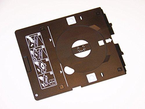 Price comparison product image CD Print Printer Printing Tray: Epson XP-720,  XP-721,  XP-760,  XP-820,  XP-820,  XP-821