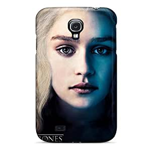 High Grade MichelleNCrawford Flexible Tpu Case For Galaxy S4 - Emilia Clarke Game Of Thrones Season 3