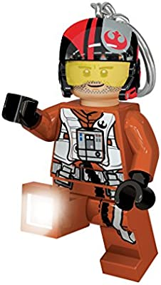 LEGO LED - lg0ke95 - Star Wars - Llavero LED PoE Dameron ...