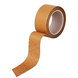 Roberts 50-560 Roll of Double-Sided Acrylic Carpet Adhesive Strip-Tape, 1\