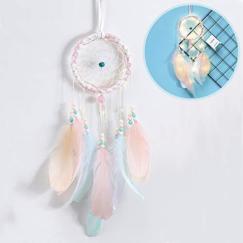🥇 gotyou Atrapasueños Dreamcatcher Decoration Hecho A Mano