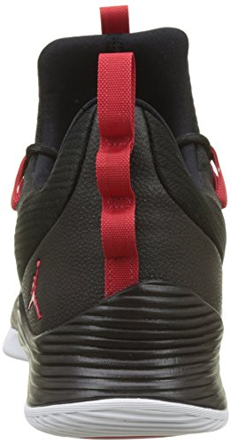 Shoes Fly Jordan Red 0 Basketball 2 001 University Black Nike White Ultra Black Low Men's twBxq0aZ0