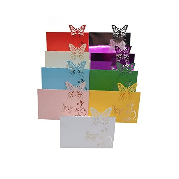 10Pcs-9X12Cm-Butterfly-Folding-Type-Laser-Cut-Heart-Shape-Table-Name-Card-Place-Card-Wedding-Party-Decoration-Favor