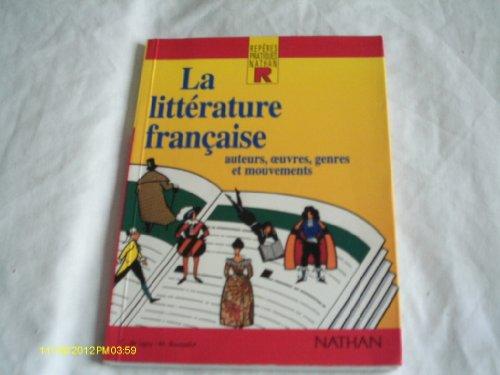 La Litterature Francaise (French Edition)