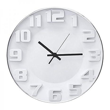 Orologio da parete di design Ø 30 cm Orologio da cucina ufficio ...