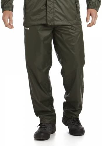 Regatta Mens Pack it Packaway Over Trouser - Bayleaf, XXX-Large ...