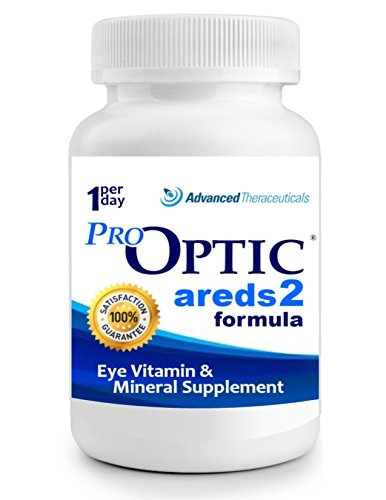 Pro-Optic AREDS 2 Formula (3 Month Supply) 1-Per-Day (Formula 3 Month Supply)