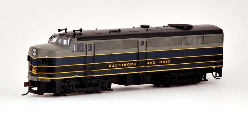 Review Bachmann B and O