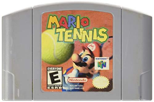 - Mario Tennis