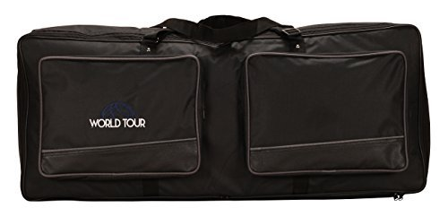 World Tour KC18S10N Keyboard Gig Bag 38 x 15 x 6 in. [並行輸入品]   B06XXDQ8WW