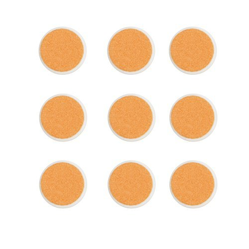 Zoli Baby Buzz B Replacement Pads for 12+ Month – Orange, 3 Pack of 3, Total of 9 Pads