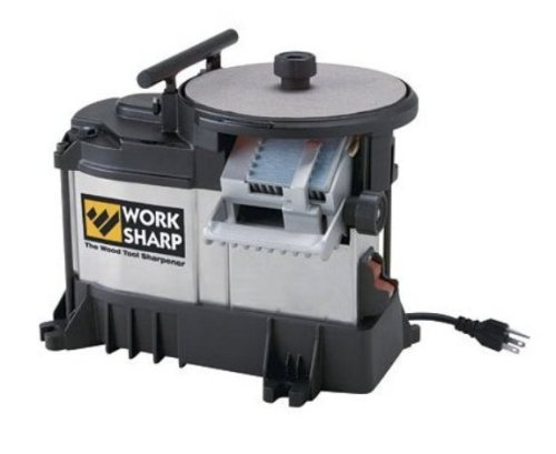 Work Sharp WS3000 Wood Tool Sharpener by Work Sharp
