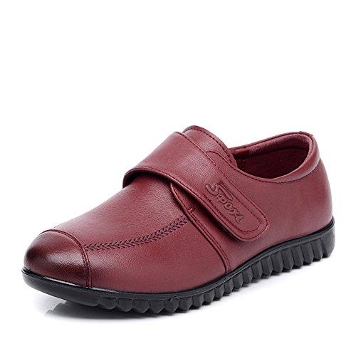 Mamá y fondo suave zapatos/escoge los zapatos/Zapatos de mujeres/ zapato viejo C