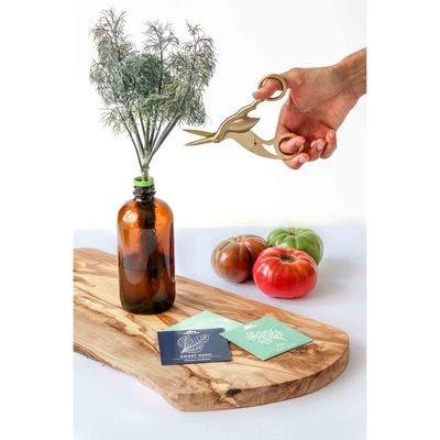 Urban Leaf Windowsill Herb Garden Kit - Self Watering Indoor Planter