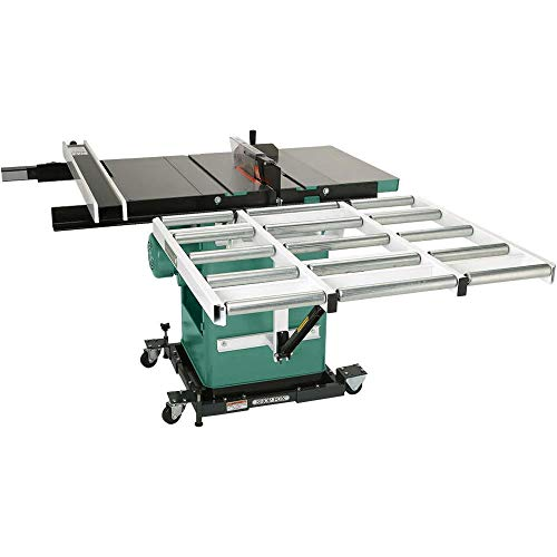HTC HOR-1038 Outfeed Roller System For Table Saws (Table Saw Extensions)