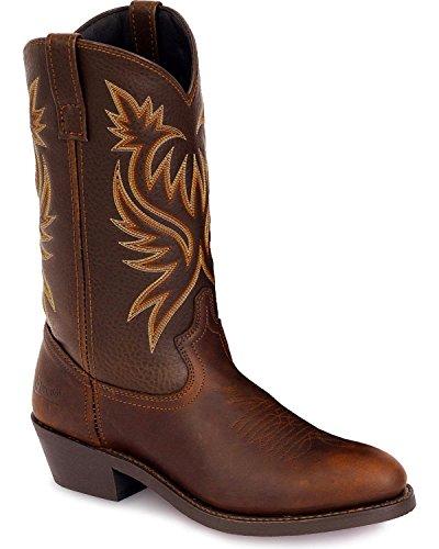 Work Boot Copper 9 EE US ()