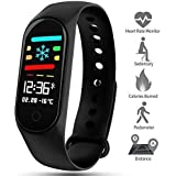 hetp fitness armband mit pulsmesser fitness tracker. Black Bedroom Furniture Sets. Home Design Ideas