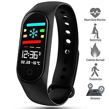 Fitnessgeräte Fitness & Bodybuilding Clever Fitness Armband Schrittzähler Sport Läuft Schrittzähler Uhr Aktivität Tracker Fitness Herz Rate Monitor Smart Fitness Werkzeuge