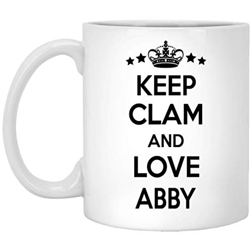 Mug With Name Gifts For ABBY - Keep