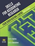 img - for SKILLS F/ACCOUNTING+AUDITING RESEARCH book / textbook / text book