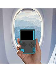 Handheld Game Console Retro Mini ABS Classical Video Game Player for Household Travel