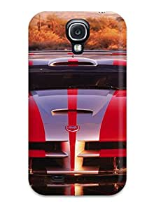 Pretty AcknsSU10040UmsWD Galaxy S4 Case Cover/ Dodge Vehicles Cars Dodge Series High Quality Case