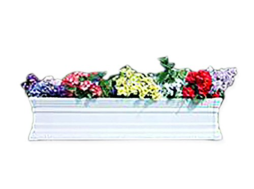 Little Outdoors Creations Flower Box/Containers (Medium) 48'' (Flowers not included) by Little Outdoors Creations