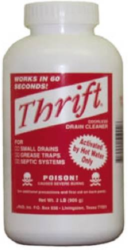 thrift drain cleaner - 3