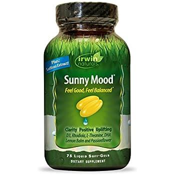 Irwin Naturals Sunny Mood, 75 Count