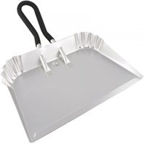 - MintCraft Pro DL-5010 17-Inch Dust Pan, Small, Aluminum