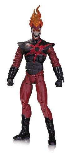 DC Collectibles DC Comics Super-Villains Deathstorm Action Figure -
