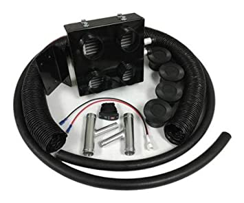Polaris Ranger 800 EFI Cab Enclosure Heater with Defrost Defroster System
