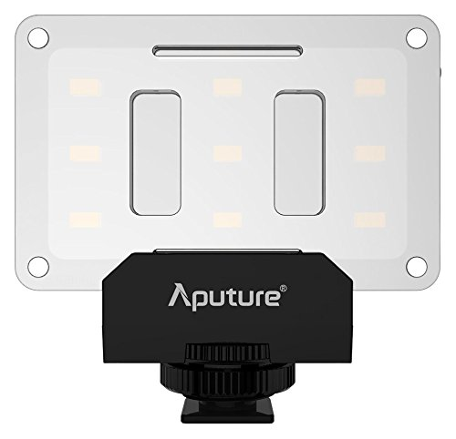 Aputure AL-M9 Amaran LED Mini Light on Camera Video Light, - Mall Al