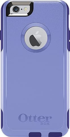 OtterBox COMMUTER SERIES Case for iPhone 6/6s - Retail Packaging - PURPLE AMETHYST (PERIWINKLE PURPLE/LIBERTY (Apple Iphone 6 Case Otterbox Slim)