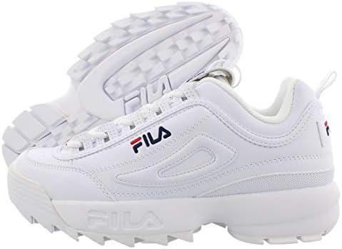 Fila Boy's Disruptor II Sneaker (4.5 M