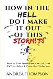 How in the Hell do I make it out of this STORM!?!: How to take immediate control over any hardship & come out victorious