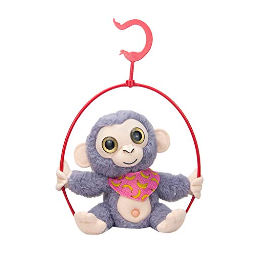 SKYLULU❀ ❀Cute Mimicry Pet Talking Monkey Repeats What